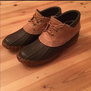 Women's L.L. Bean Duck Boots